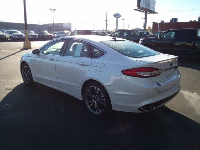 Ford Dealership Nashville Tn >> 2017 Ford Fusion Titanium Nashville TN | 3FA6P0D96HR339426