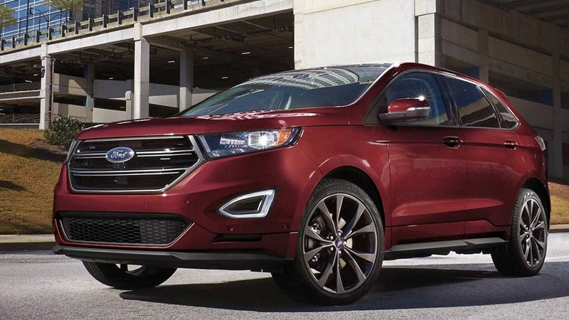 Ford Edge Nashville Tn City