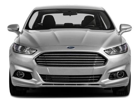 2016 Ford Fusion Se In Nashville Tn Wyatt Johnson