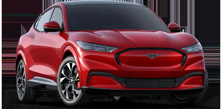 2021 Ford Mustang Mach E Wyatt Johnson Ford Nashville Tn